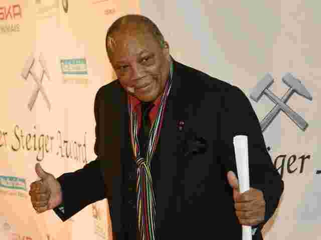 Quincy Jones wurde 85.