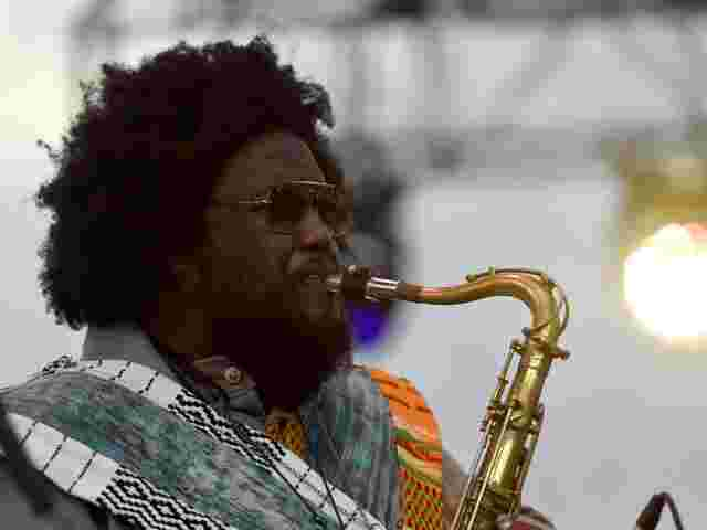 Jazz-Star Kamasi Washington