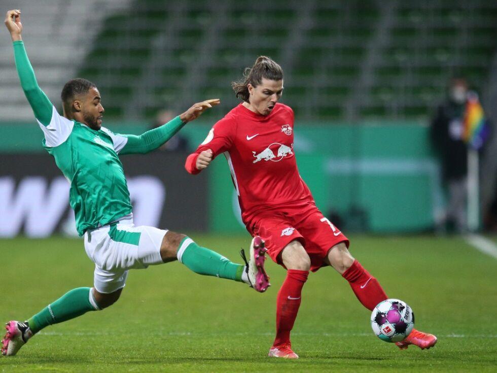 RB Leipzig im DFB-Pokal-Finale - Sieg in Bremen