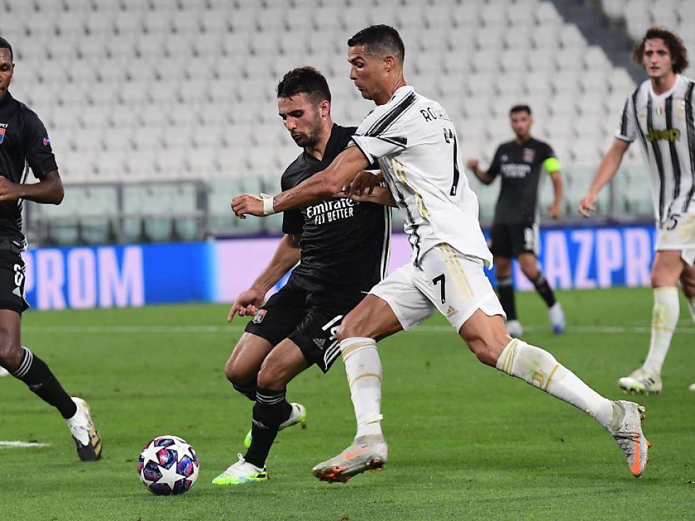 Real und Juventus in CL an ManCity und Lyon gescheitert