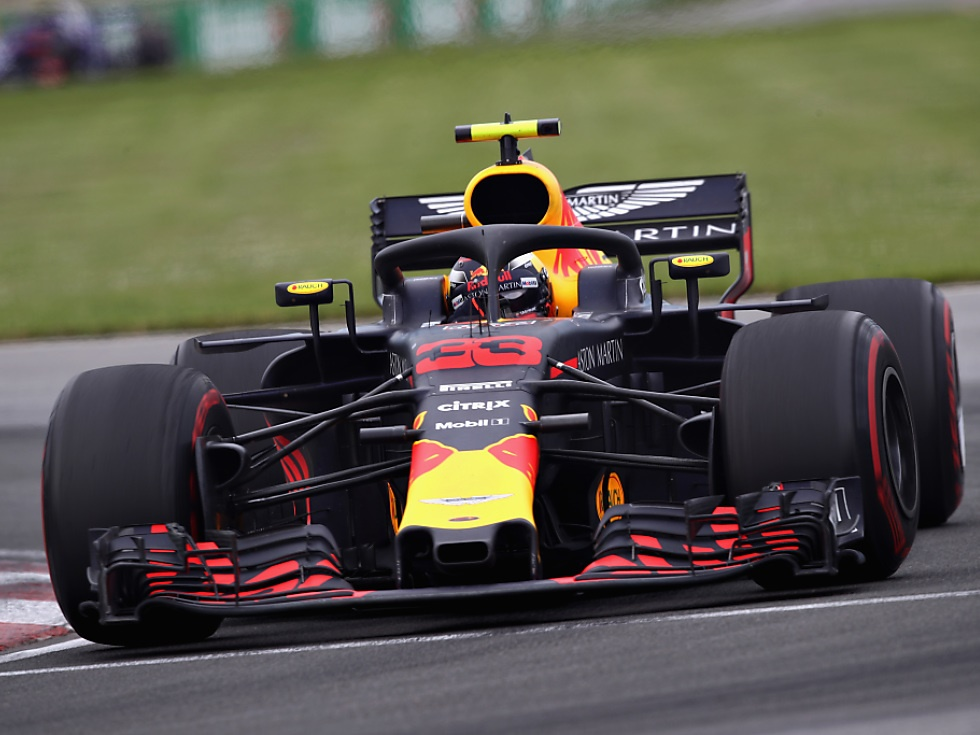 Red Bull ab 2019 mit Honda anstelle von Renault-Motoren