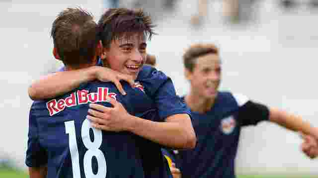 Red Bull Salzburg will Hattrick bei Next Generation Trophy