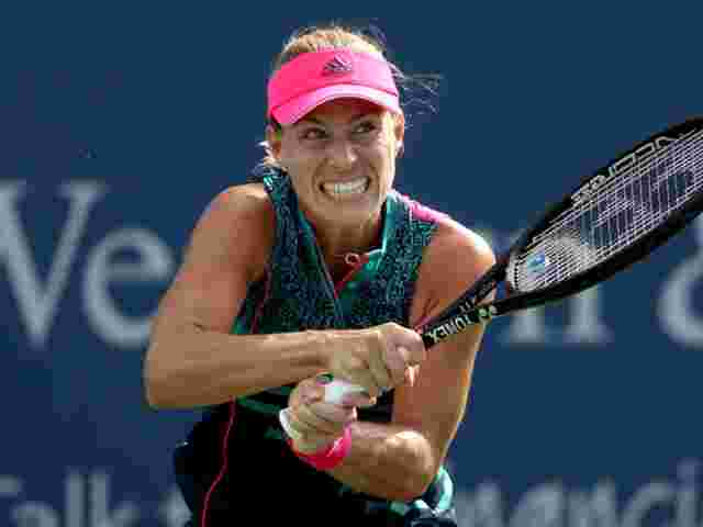 Angelique Kerber verlor getgen Madison Keys