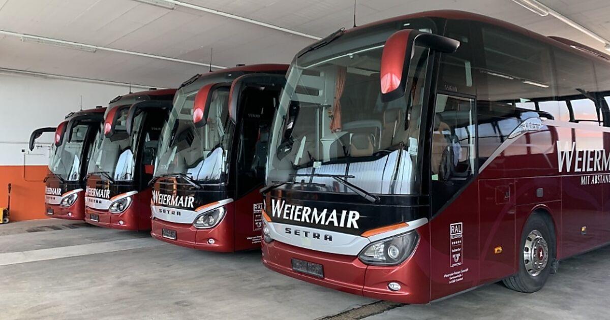 Reisebusunternehmen
