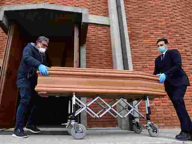 Italien und Spanien melden viele weitere Todesfälle