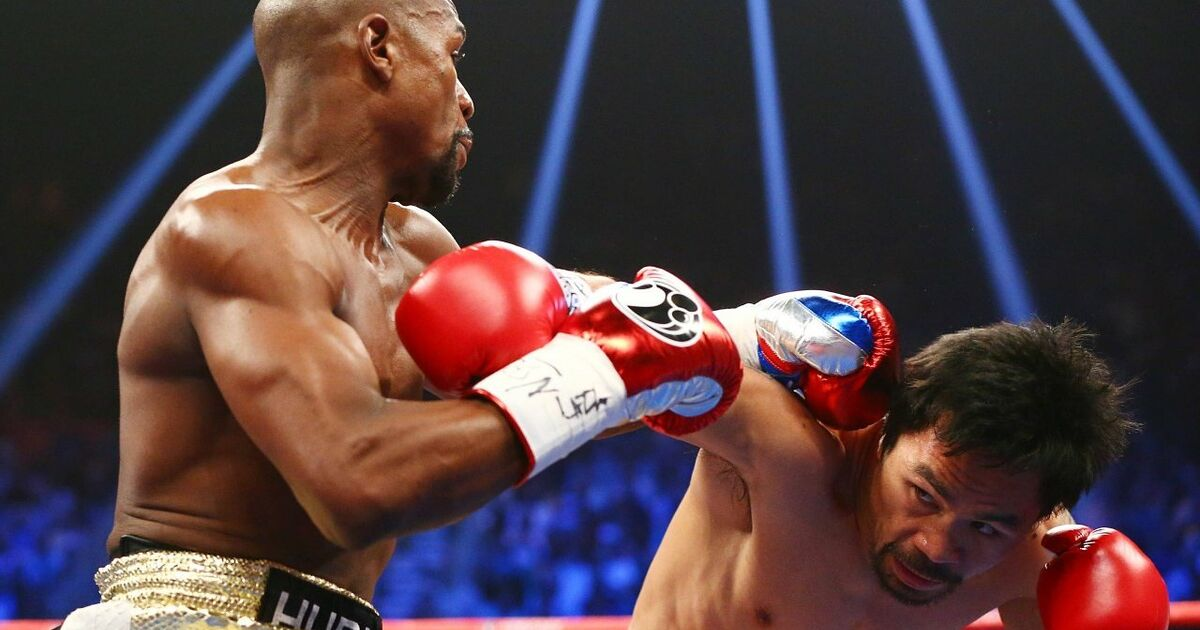 Boxkampf Las Vegas