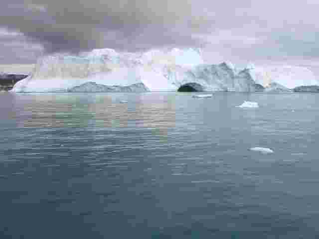 Mehr Plastik im arktischen Eis