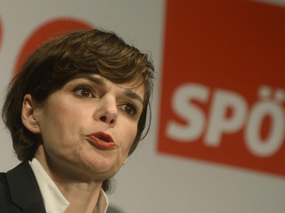 Rendi-Wagner mit Umfragewerten für SPÖ zufrieden