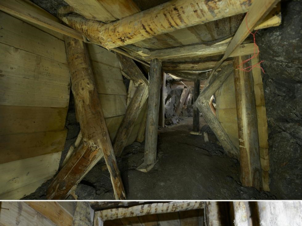 Rettungsaktion für prähistorischen Bergbau in Hallstatt