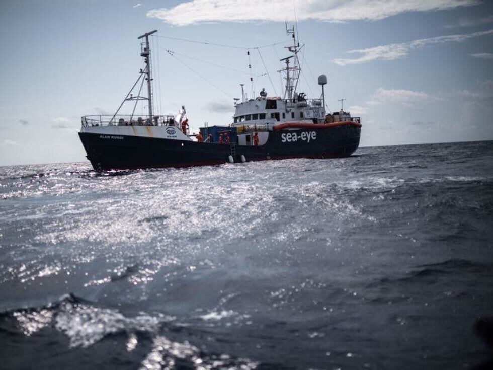 Rettungsschiff Alan Kurdi sticht trotz Corona wieder in See