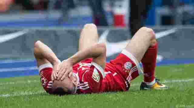 Ribery Verletzung
