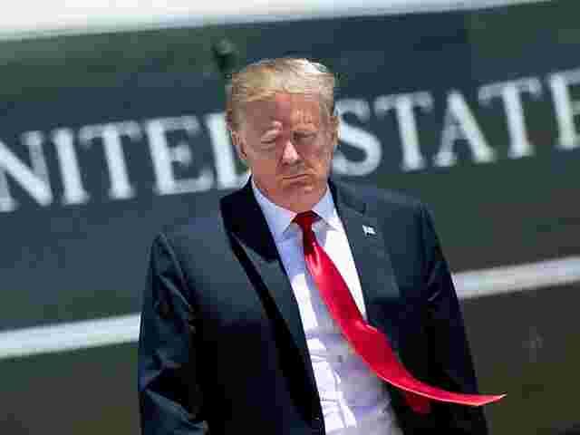 Regierung: Richter stoppt Trumps Mauerbau-Pläne