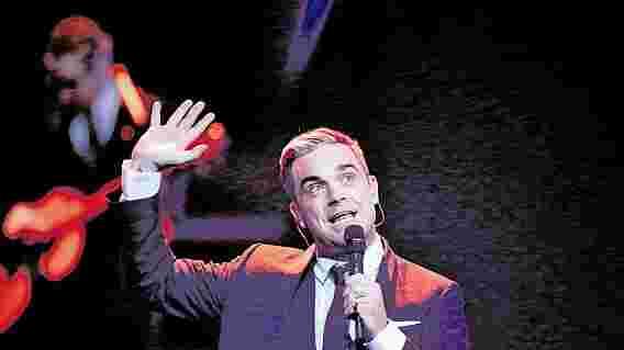 Robbie Williams Usa