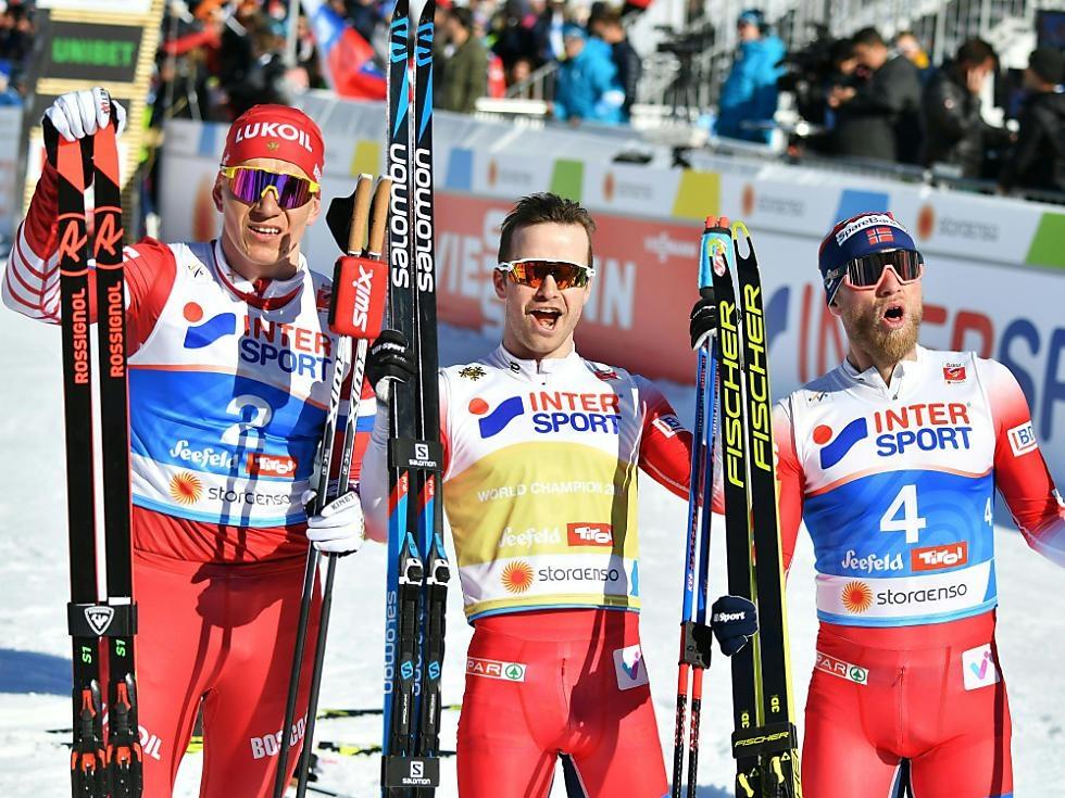 Röthe sorgte im Skiathlon für nächsten Norweger-Triumph