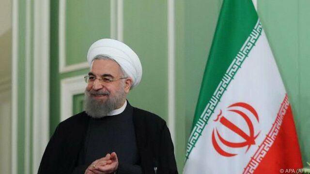 rohani will offenbar papst zu iran-besuch einladen   sn.at, Einladung
