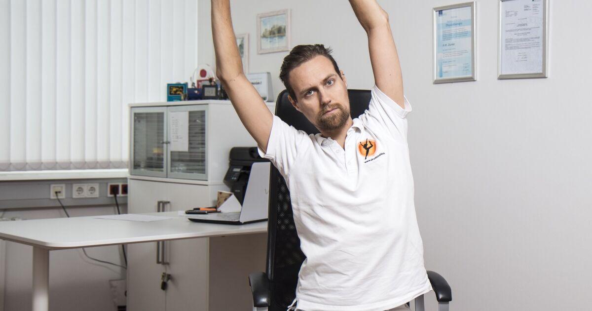 Rückenschmerzen am Arbeitsplatz - SN.at
