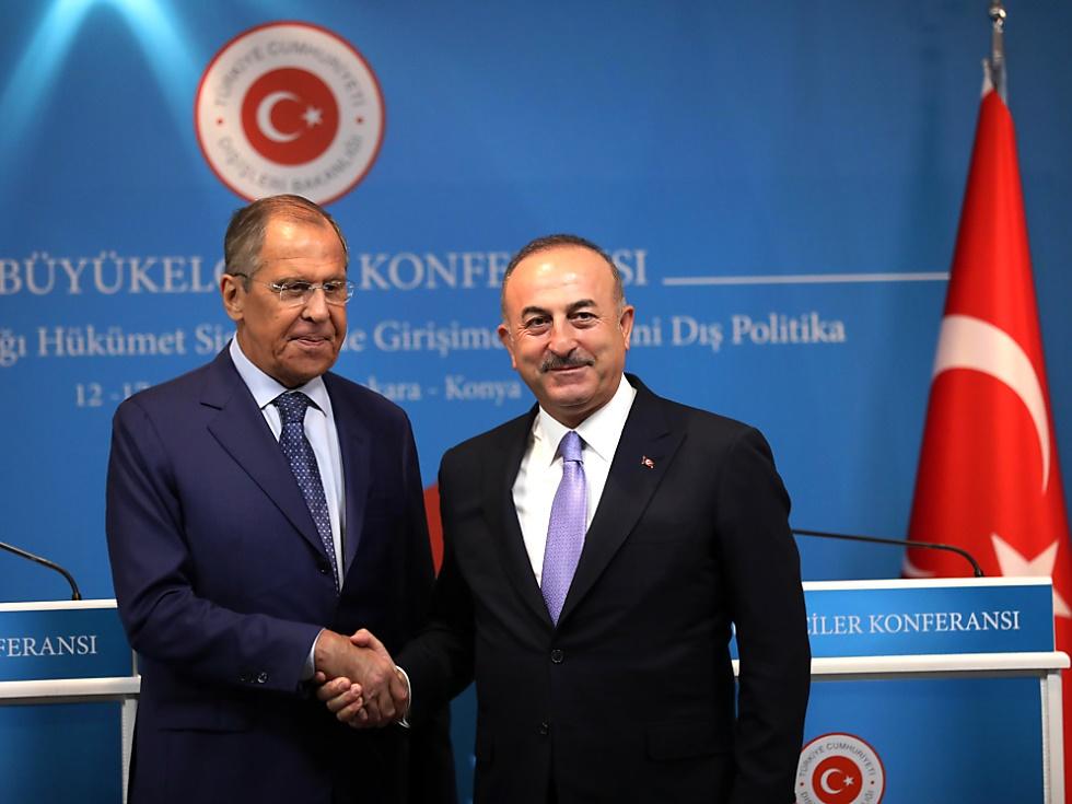 Russland unterstützt Türkei im Streit mit USA