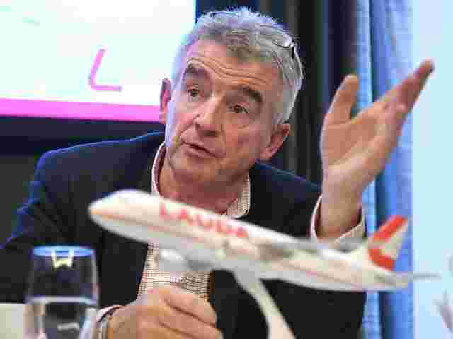 O'Leary will mit Laudamotion noch aggressiver werden