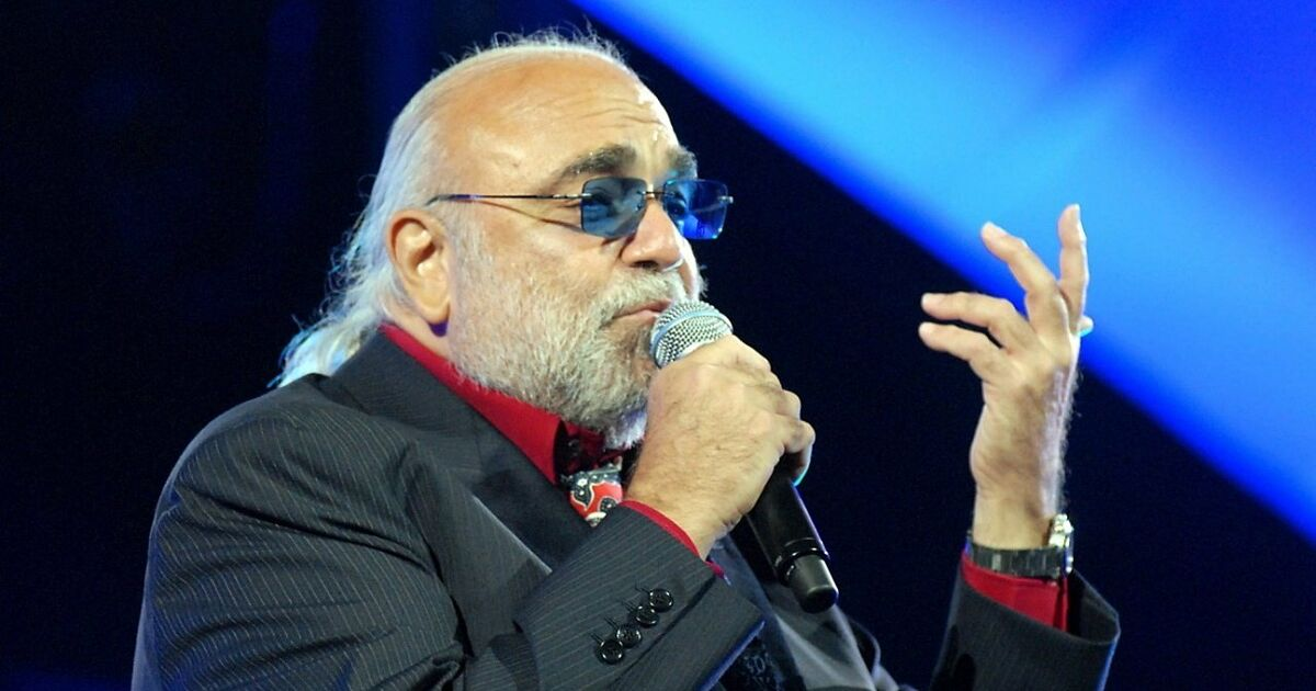 Sänger Demis Roussos gestorben | SN.at