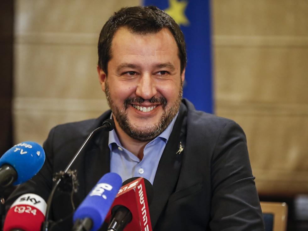 Salvini rechnet mit Abwendung des EU-Strafverfahrens