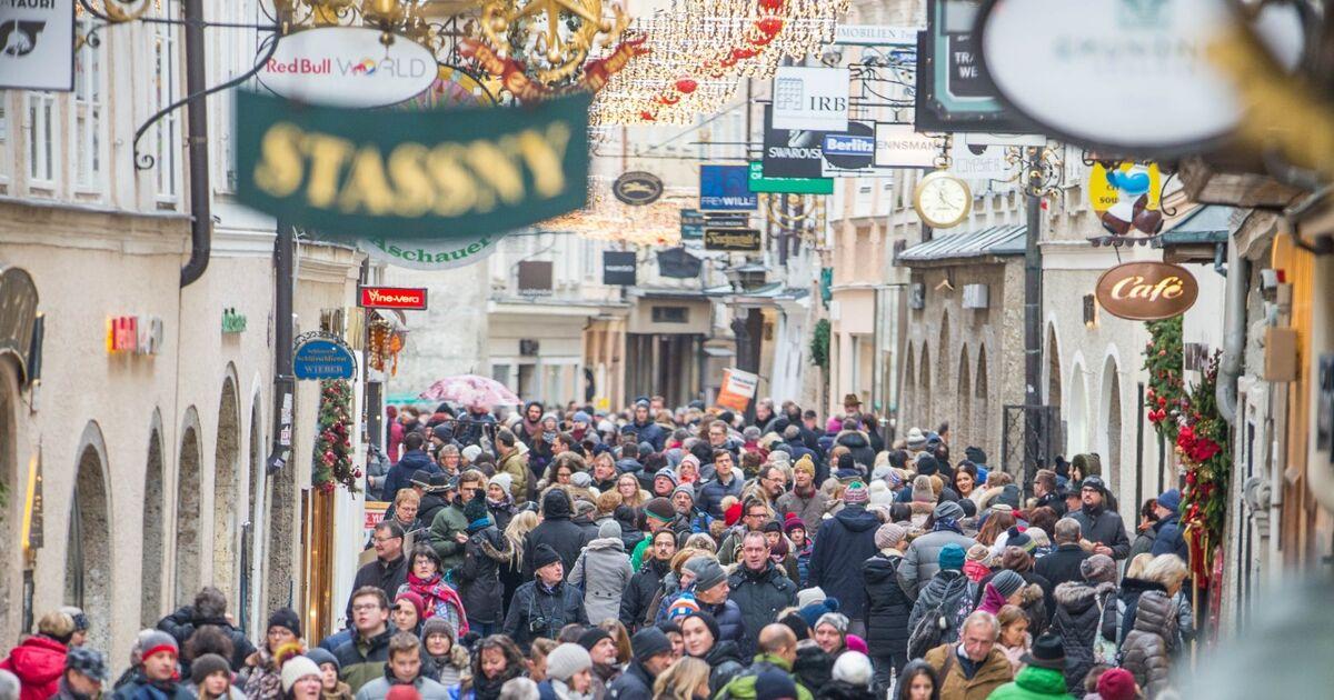 Salzburg an der Spitze – Kärntner Wirtschaft holt auf