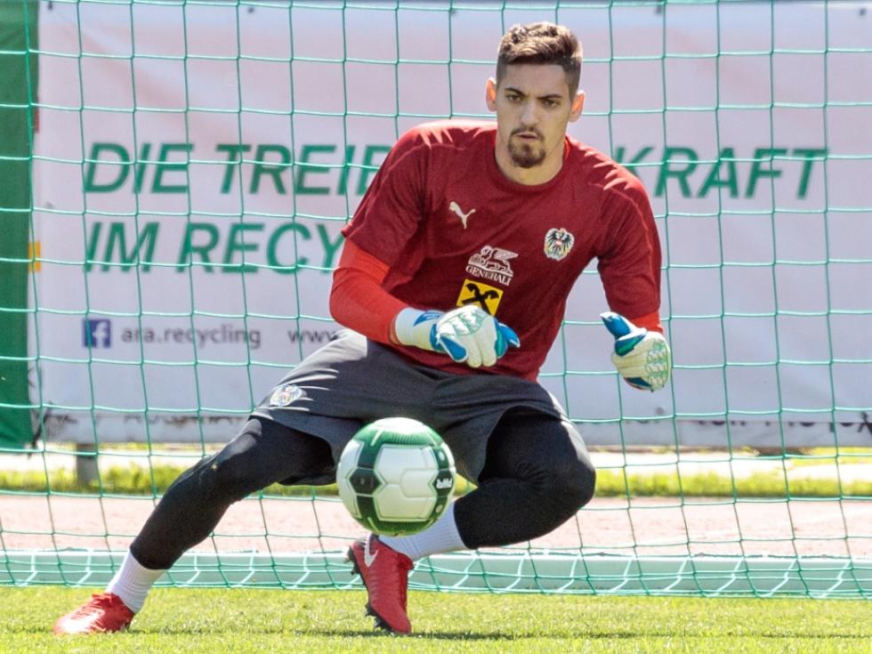 Salzburg-Goalie Stankovic: