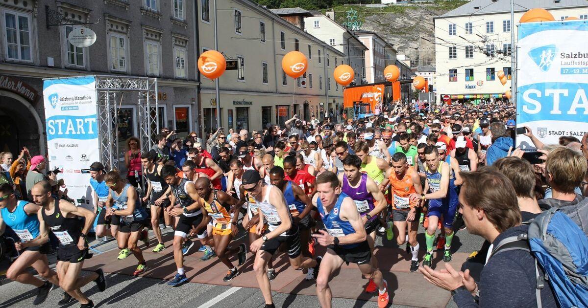 Salzburg Marathon 2021