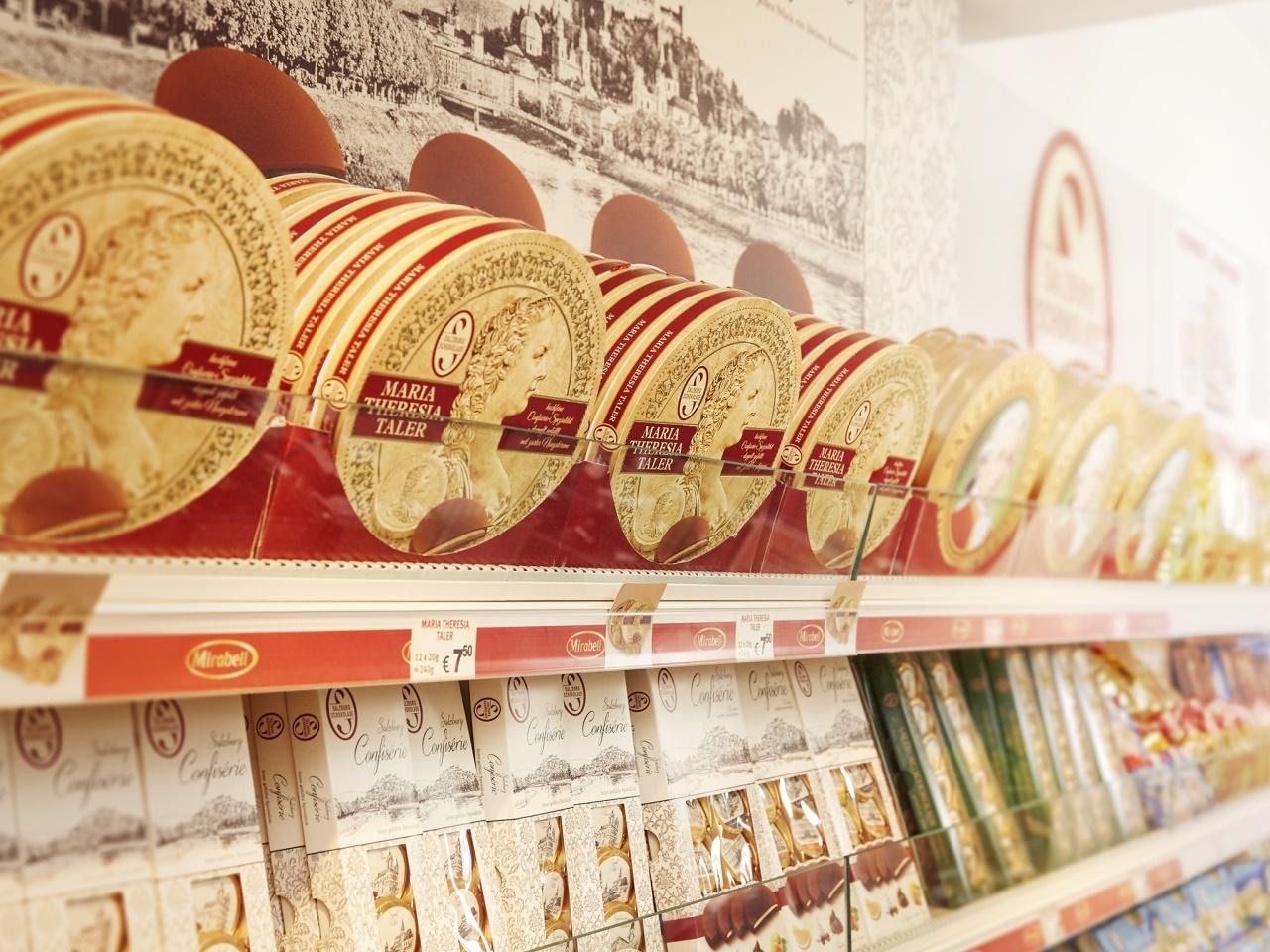 Salzburg Schokolade setzt weiter auf Expansion