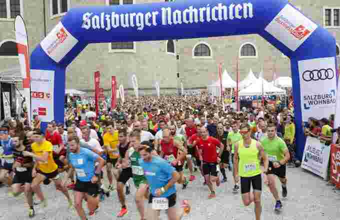 Salzburger Businesslauf 2018