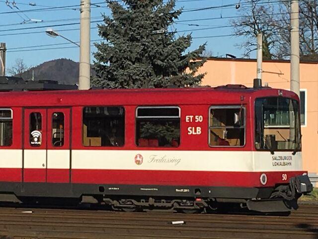 Salzburger lokalbahn