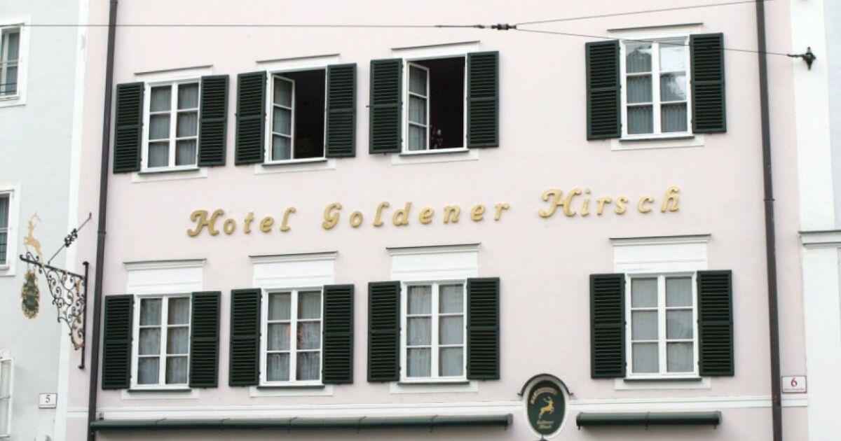 salzburger traditionshotel goldener hirsch wird verkauft. Black Bedroom Furniture Sets. Home Design Ideas