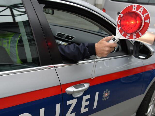 Salzburger War Betrunken Und Bewaffnet Mit Seinen Kindern Unterwegs