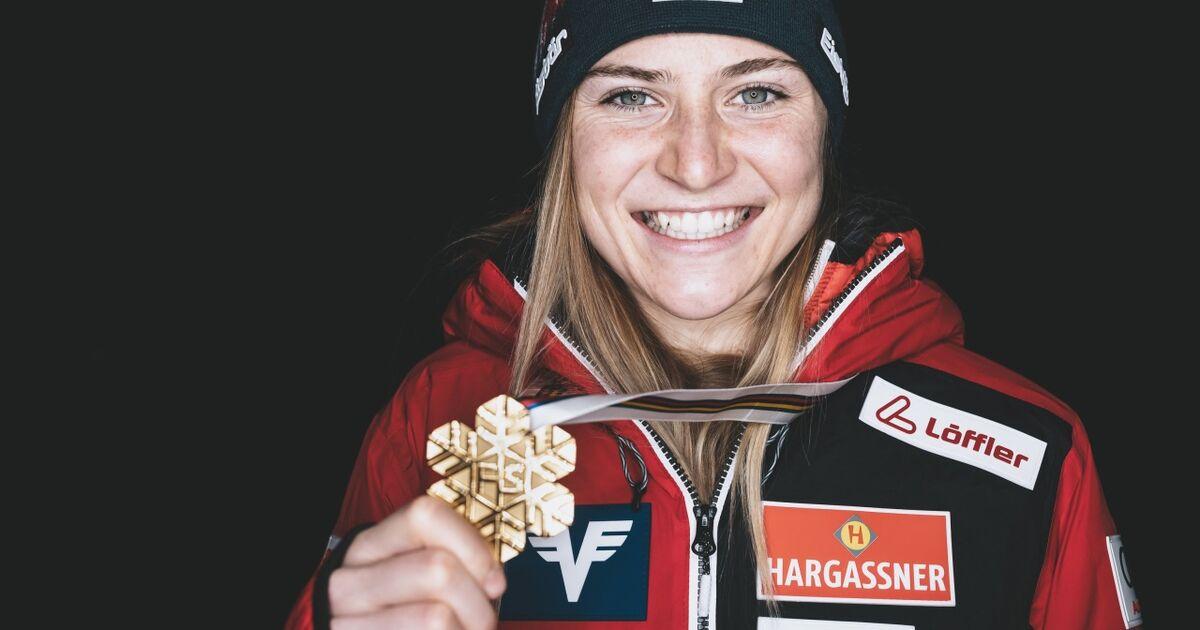Sara Marita Kramer: Das ist eine große Ehre für mich | SN.at