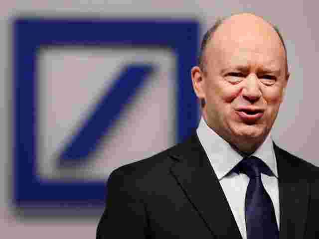 DAX startet im Plus - Deutsche Bank vorne