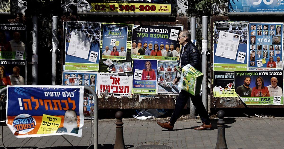 Schlappe für Netanyahu bei Bürgermeisterwahl in Jerusalem