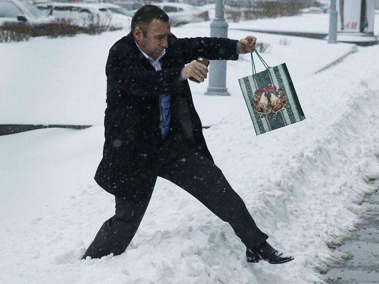 Bildergebnis für schneechaos in moskau