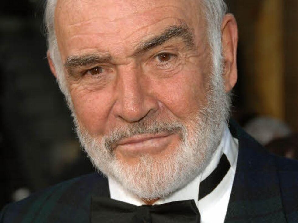 Sean Connery ist gestorben