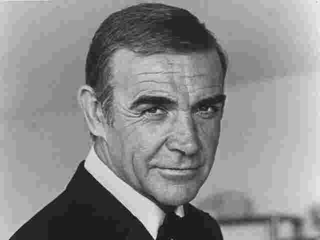 James-Bond-Legende Sean Connery