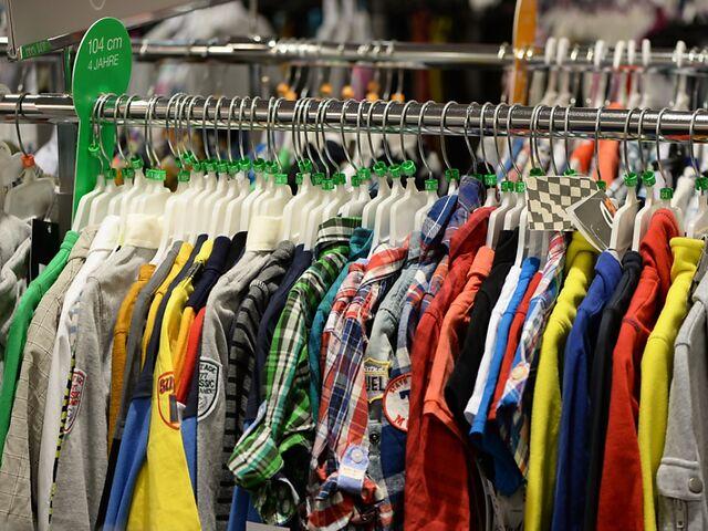 hübsch und bunt Infos für anerkannte Marken Kleidung für den Müll
