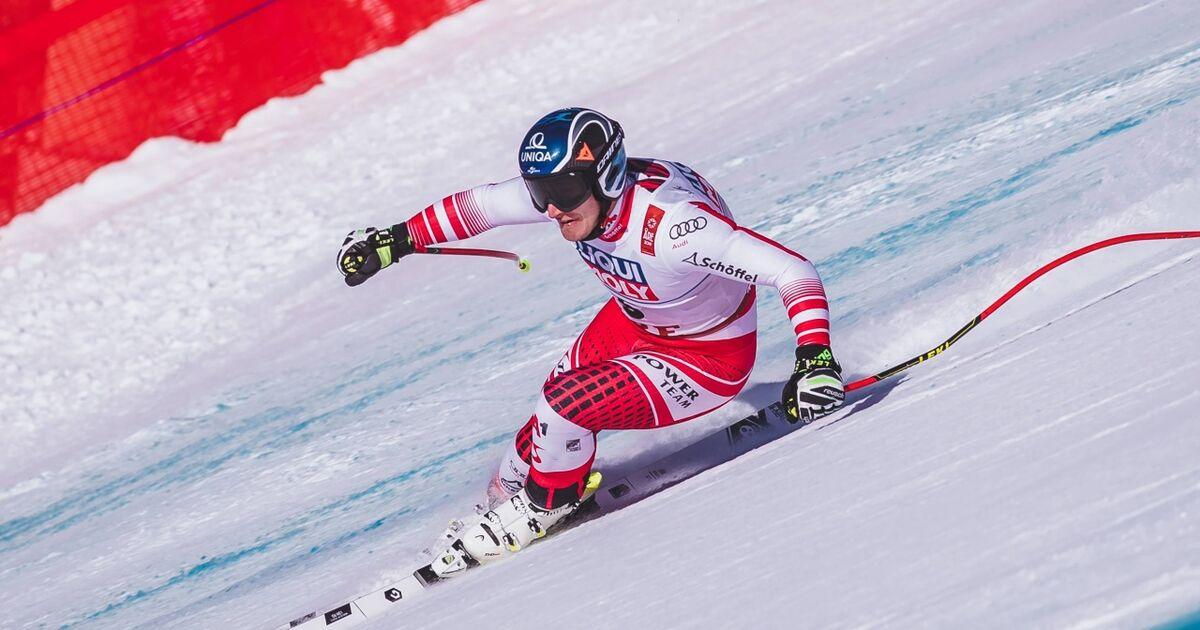 Ski Wm Abfahrt Herren