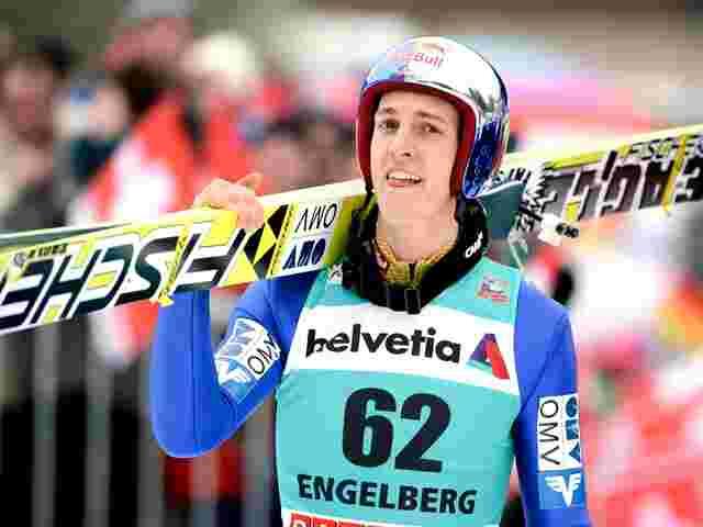Freitag gewinnt auch in Engelberg