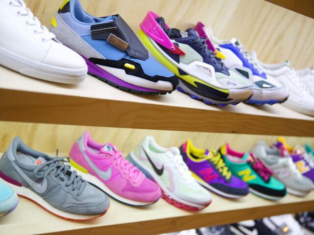 Sneakers hoch im Kurs: Der Turnschuh als Anlageobjekt   SN.at