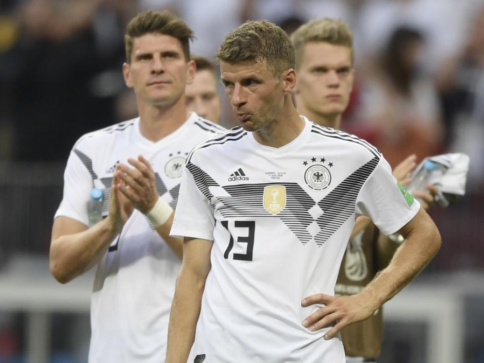 So scheidet Deutschland schon am Samstag bei der Fußball-WM aus