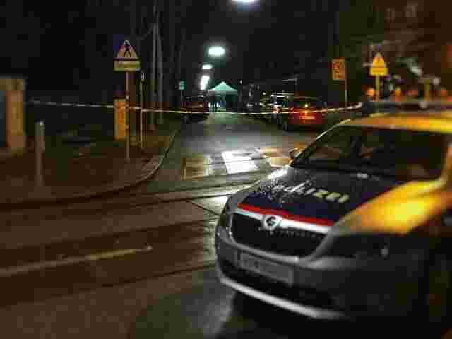 Wachposten tötet Angreifer vor Botschaftsresidenz in Wien