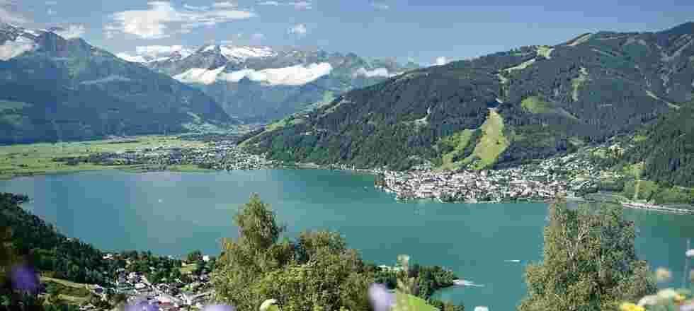 Sommerurlaub in Zell am See