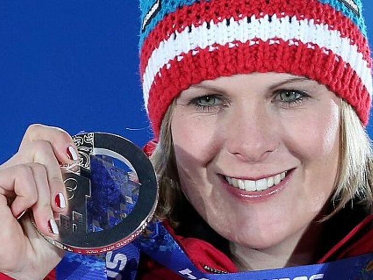 Sotschi: Nicole Hosp jubelt über Silber in Superkombi | SN.at