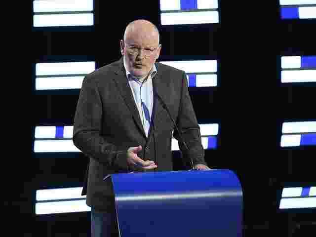SPD-Europapolitiker Bullmann tritt nicht erneut für EU-Fraktionsvorsitz an