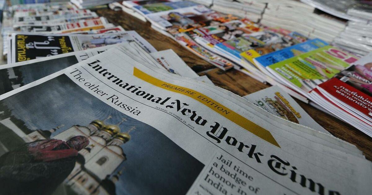 springer und new york times investieren in medien. Black Bedroom Furniture Sets. Home Design Ideas