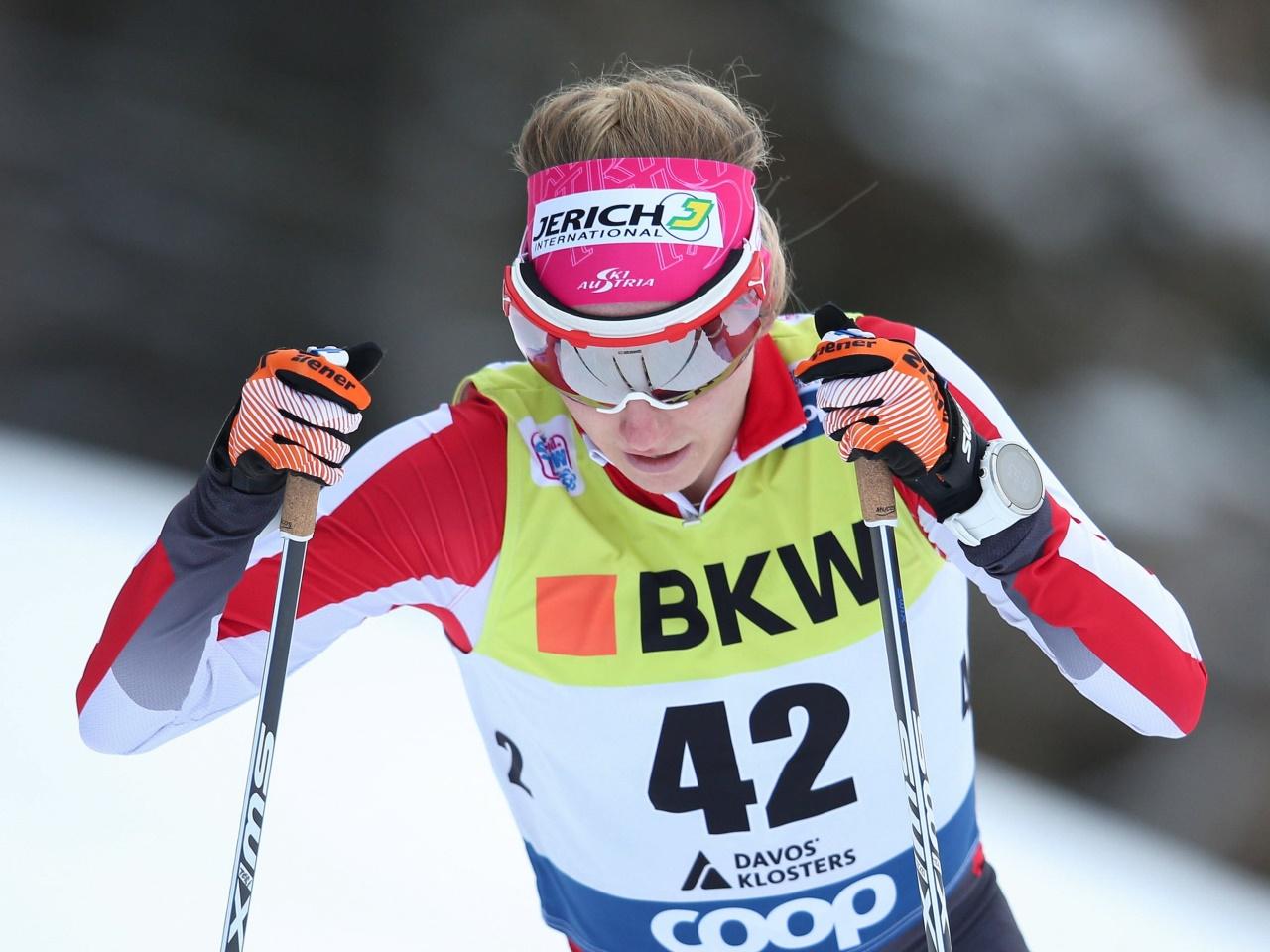 Stadlober bei erneutem Johaug-Sieg in Davos 10-km-Siebente