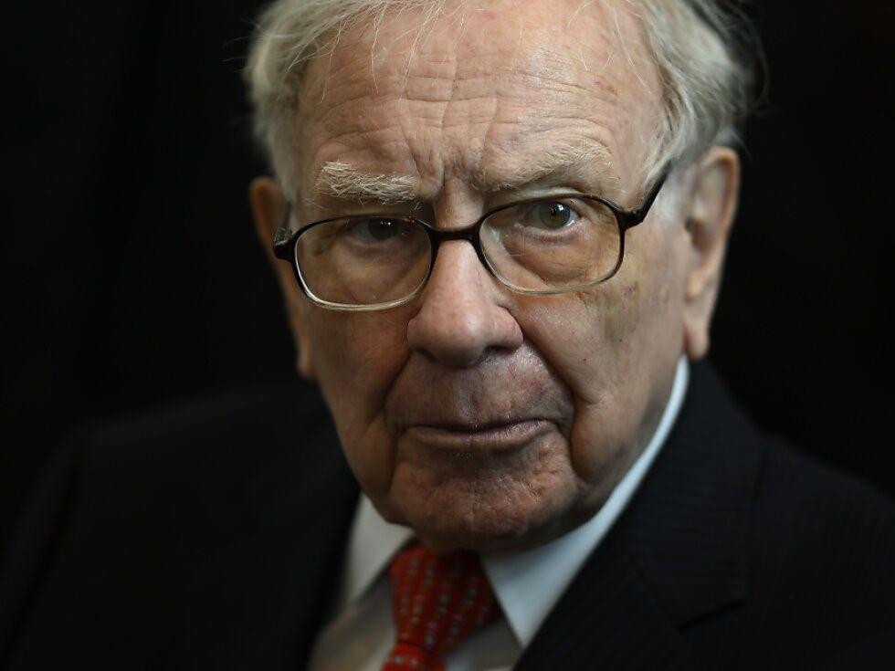 124,4 Milliarden Euro – Starinvestor Warren Buffet stellt neuen Bargel-Rekord auf
